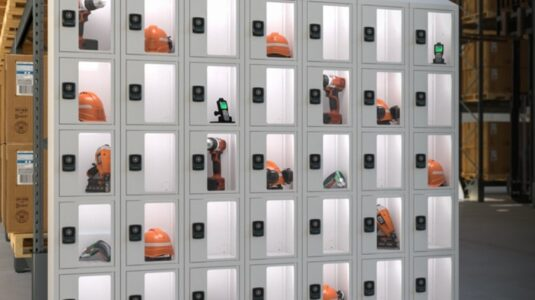 Bringing warehousing into the 21st Century without lock and key